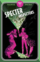 Image: Specter Inspectors #1 (variant Homage cover - Erica Henderson) - Boom! - Boom! Box