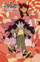Image: Adventure Time: Marcy & Simon #3 (variant Convention cover - Rii Abrego) - Boom! Studios - KaBoom!