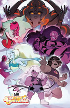 Image: Steven Universe #26 (variant Convention cover) - Boom! Studios - KaBoom!