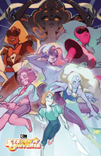 Image: Steven Universe #27 (variant Convention cover) - Boom! Studios - KaBoom!
