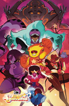 Image: Steven Universe #28 (variant Convention cover) - Boom! Studios - KaBoom!