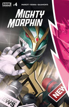 Image: Mighty Morphin #4 (cover A - Main) - Boom! Studios