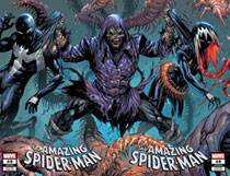 Image: Amazing Spiderman #48 (variant DFE cover - Kirkham Set) - Dynamic Forces