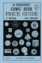 Image: Overstreet Comic Book Price Guide #1  (2nd printing) (Facsimile edition) HC (S&N) - Gemstone Publishing