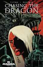 Image: Chasing the Dragon #1 (incentive 1:10 cover - Francavilla) - Heavy Metal Magazine