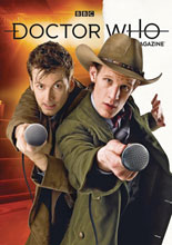 Image: Doctor Who Magazine #560 - Panini Publishing Ltd