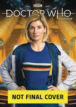 Image: Doctor Who Magazine #561 - Panini Publishing Ltd
