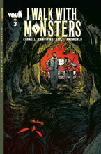 Image: I Walk with Monsters #3 (cover A - Cantirino) - Vault Comics
