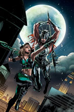 Image: Robyn Hood: Iron Maiden One-Shot #2 (cover B - White) - Zenescope Entertainment Inc