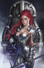 Image: Robyn Hood: Iron Maiden One-Shot #2 (cover C - Burns) - Zenescope Entertainment Inc
