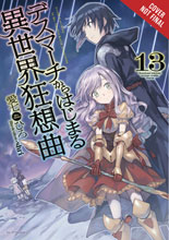 Image: Death March to the Parallel World Rhapsody Novel Vol. 13 SC  - Yen On