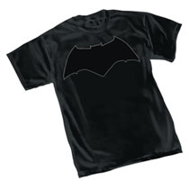 Image: BvS T-Shirt: Batman II Symbol  (XL) - Graphitti Designs