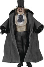 Image: Batman Returns Action Figure: Mayoral Penguin  (1/4 Scale) - Neca