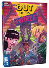 Image: Out of This World Card Game  - Devir Americas, LLC