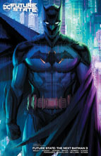 Image: Future State: The Next Batman #3 (variant card stock cover - Stanley Artgerm Lau) - DC Comics