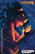 Image: Future State: Immortal Wonder Woman #2 (variant card stock cover - Becky Cloonan) - DC Comics