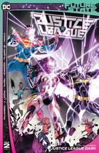 Image: Future State: Justice League #2 - DC Comics