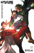 Image: Future State: Shazam! #2 (variant card stock cover - Gerald Parel) - DC Comics