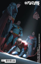 Image: Future State: Superman of Metropolis #2 (variant card stock cover - Inhyuk Lee) - DC Comics