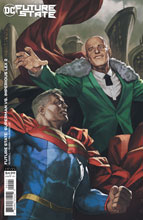 Image: Future State: Superman vs. Imperious Lex #2 (variant card stock cover - Skan) - DC Comics