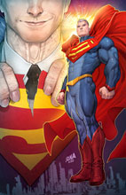 Image: Future State: Superman vs. Imperious Lex #3 (variant card stock cover - David Nakayama) - DC Comics