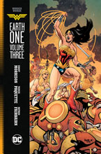 Image: Wonder Woman Earth One Vol. 3 HC  - DC Comics