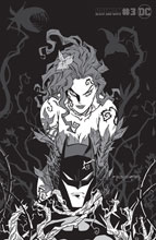 Image: Batman: Black and White #3 (variant Poison Ivy cover - Khary Randolph) - DC Comics