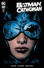Image: Batman / Catwoman #3 (variant cover - Travis Charest) - DC - Black Label