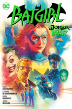 Image: Batgirl Vol. 8: The Joker War HC  - DC Comics