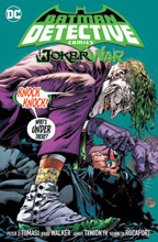Image: Batman: Detective Comics Vol. 5 - The Joker War HC  - DC Comics