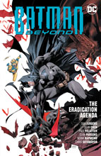 Image: Batman Beyond Vol. 8: The Eradication Agenda SC  - DC Comics