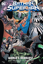Image: Batman / Superman Vol. 2: World's Deadliest HC  - DC Comics
