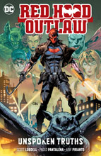 Image: Red Hood: Outlaw Vol. 4 - Unspoken Truths SC  - DC Comics