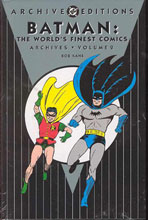 Image: Batman in World's Finest Archives Vol. 02 HC  -