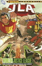 Image: JLA Vol. 19: World Without a Justice League SC  -