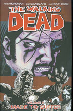 Image: Walking Dead Vol. 08: Made to Suffer SC  - Image Comics