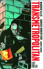 Image: Transmetropolitan Vol. 02: Lust for Life SC  (new ed.) - DC Comics - Vertigo