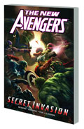 Image: New Avengers Vol. 09: Secret Invasion Book 02 SC  - Marvel Comics