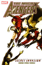 Image: Mighty Avengers Vol. 04: Secret Invasion Book 02 SC  - Marvel Comics