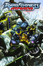 Image: Transformers Armada Vol. 03 SC  - IDW Publishing