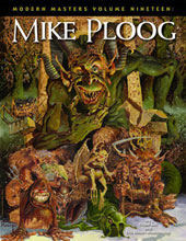 Image: Modern Masters Vol. 19: Mike Ploog SC  - Twomorrows Publishing