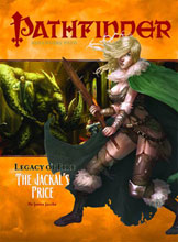 Image: Pathfinder Path Legacy Fire #3 Jackals Price  - Paizo Publishing LLC