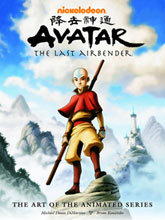 Image: Avatar: The Last Airbender - Art of the Animated Series HC  - Dark Horse
