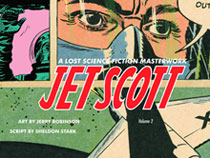 Image: Jet Scott Vol. 02 HC  - Dark Horse