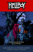 Image: Hellboy Vol. 10: Crooked Man & Others SC  - Dark Horse