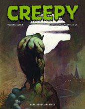 Image: Creepy Archives Vol. 07 HC  - Dark Horse
