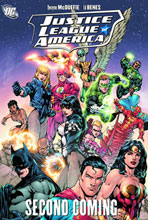 Image: Justice League of America: Second Coming SC  - DC Comics