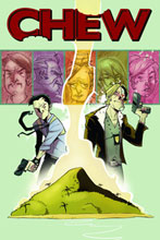 Image: Chew Vol. 02: International Flavor SC  - Image Comics