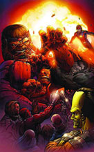 Image: Fall of Hulks: Red Hulk #4 - Marvel Comics