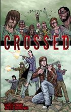 Image: Crossed Vol. 01 SC  - Avatar Press Inc